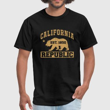 Republic Of California California Republic - Men's T-Shirt