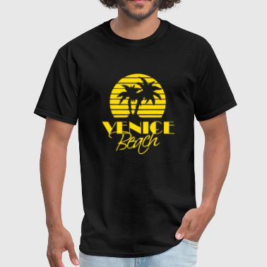 Venice Beach T Shirt - Men's T-Shirt