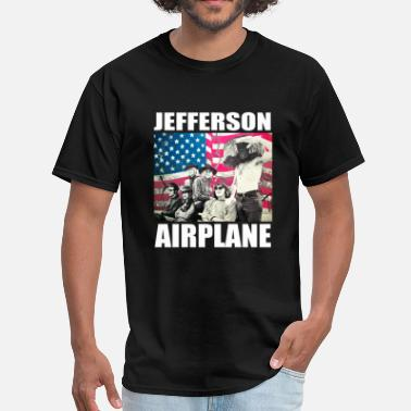 Jefferson jefferson airplane - Men's T-Shirt