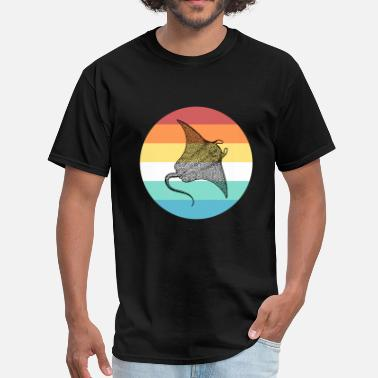 Manta Ray Manta Ray - Men's T-Shirt