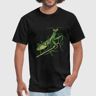 Praying Mantis - Men's T-Shirt