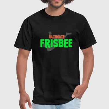 Ultimate frisbee - ultimate frisbee play - Men's T-Shirt