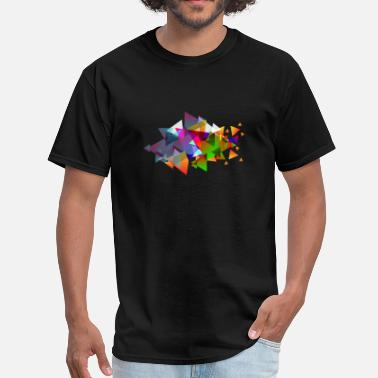 3d Artist mosaik - Men's T-Shirt