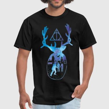 Always Patronus HP Harry Potter Patronus Deathly Hallows Hogwarts - Men's T-Shirt