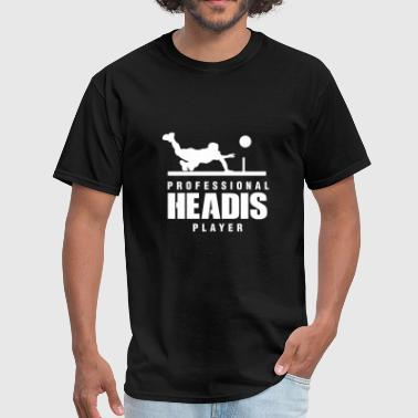 Professional Headis Player - Men's T-Shirt