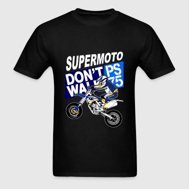 Supermoto - Men's T-Shirt