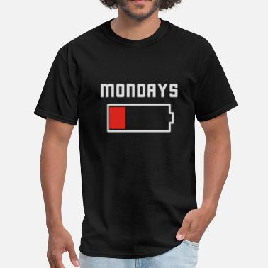 Monday Sucks Mondays suck - Men's T-Shirt