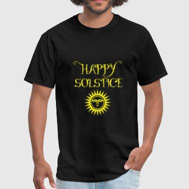 Solstice Happy Solstice - Men's T-Shirt