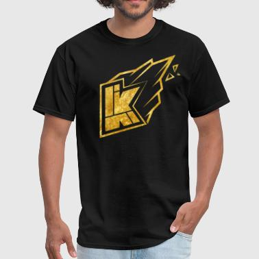Kwebbelkop GOLD EDITION - Men's T-Shirt