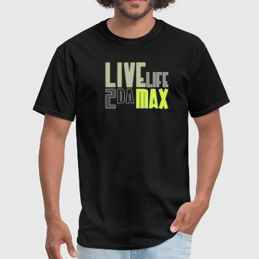 Lime Max - Men's T-Shirt