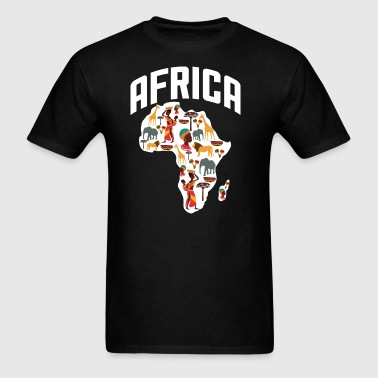 Africa Heritage - Men's T-Shirt