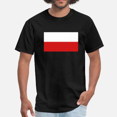 Polish Flag Polish Flag - Men's T-Shirt