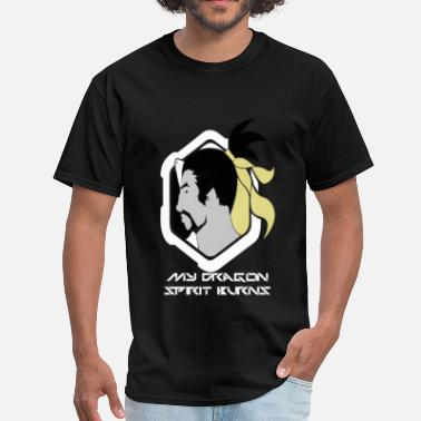 Overwatch Hanzo - Men's T-Shirt