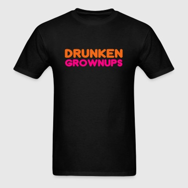 Funny parody about alcohol - Men's T-Shirt