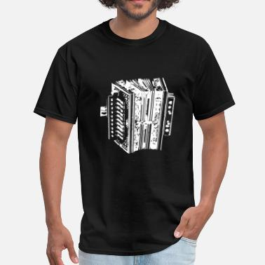 Accordion Accordion Instrument - Men's T-Shirt