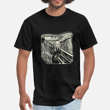 Scream The Scream - Men's T-Shirt