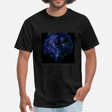 Dark Wolf dark wolf - Men's T-Shirt