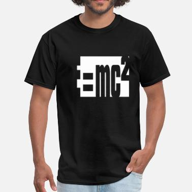 Equivalent Mass–energy equivalence - Men's T-Shirt