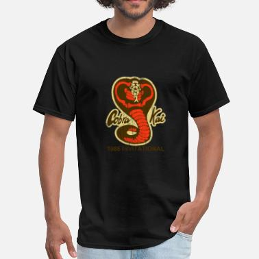 Cobra Cobra Kai T-Shirt  - Men's T-Shirt