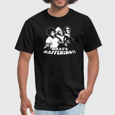 What Happening - Men's T-Shirt