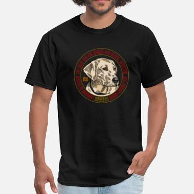 Search And Rescue Dog labrador_since_1903_y - Men's T-Shirt