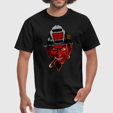 devil ff - Men's T-Shirt