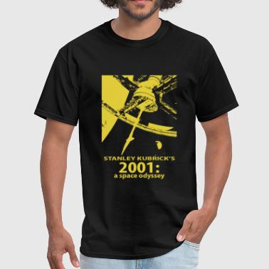 Odyssey 2001 A Space Odyssey - Men's T-Shirt