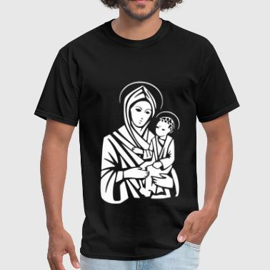Assumption Mary - Men's T-Shirt