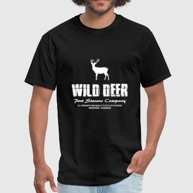 Wild Deer - Men's T-Shirt