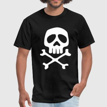 Captain Harlock's Skull - Men's T-Shirt