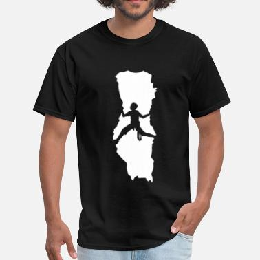 Rock Rock Climbing - Men's T-Shirt