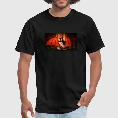 Fantasy Mythical Science Fiction - Men's T-Shirt