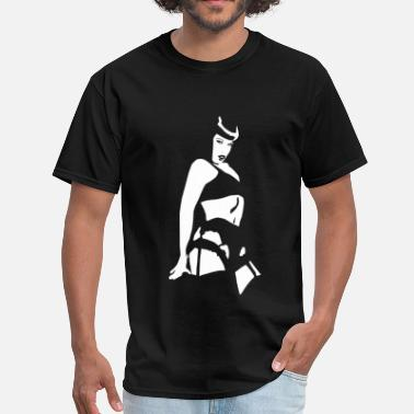 Betty Page BETTIE PAGE - Men's T-Shirt