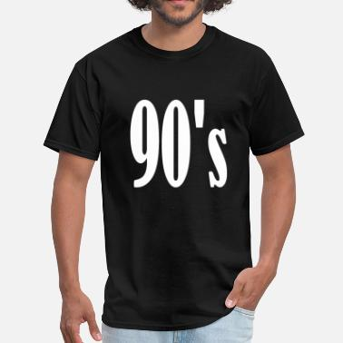 Born In The 90s 90s - Men's T-Shirt