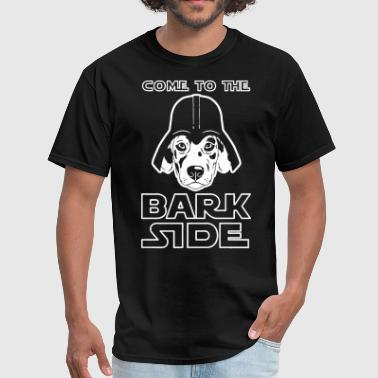 Come to the bark side - Men's T-Shirt