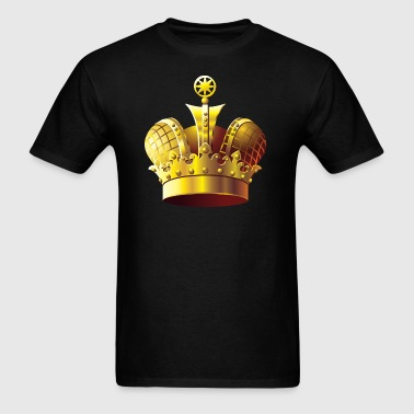 Golden Crown - Men's T-Shirt