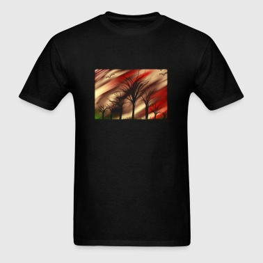 stormy sky - Men's T-Shirt