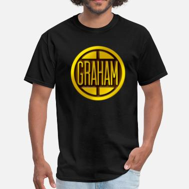 Graham Graham badge emblem - Men's T-Shirt