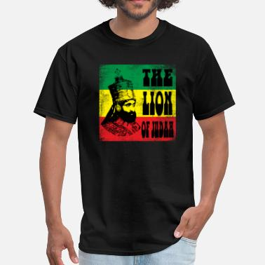 Rastafari Reggae - Men's T-Shirt