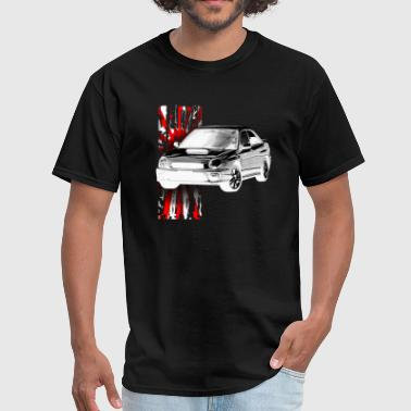 Wrx Bug Eye Impreza  - Men's T-Shirt