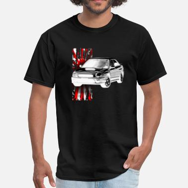 Bug Eyes Bug Eye Impreza  - Men's T-Shirt