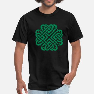 Celtic Knot Love Celtic Love Knot - Men's T-Shirt