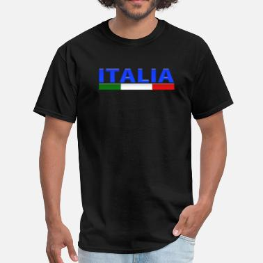 Italia Italy Glass - Men's T-Shirt