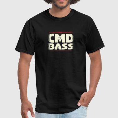 cmd bass - Men's T-Shirt