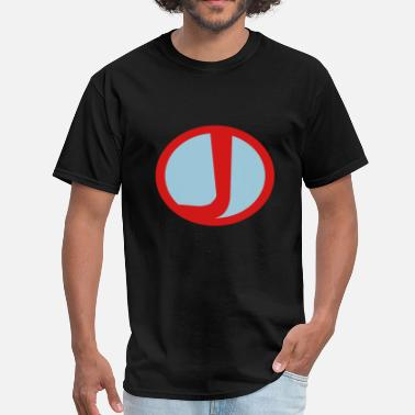 Super J Super, Hero, Heroine, Initials, J - Men's T-Shirt