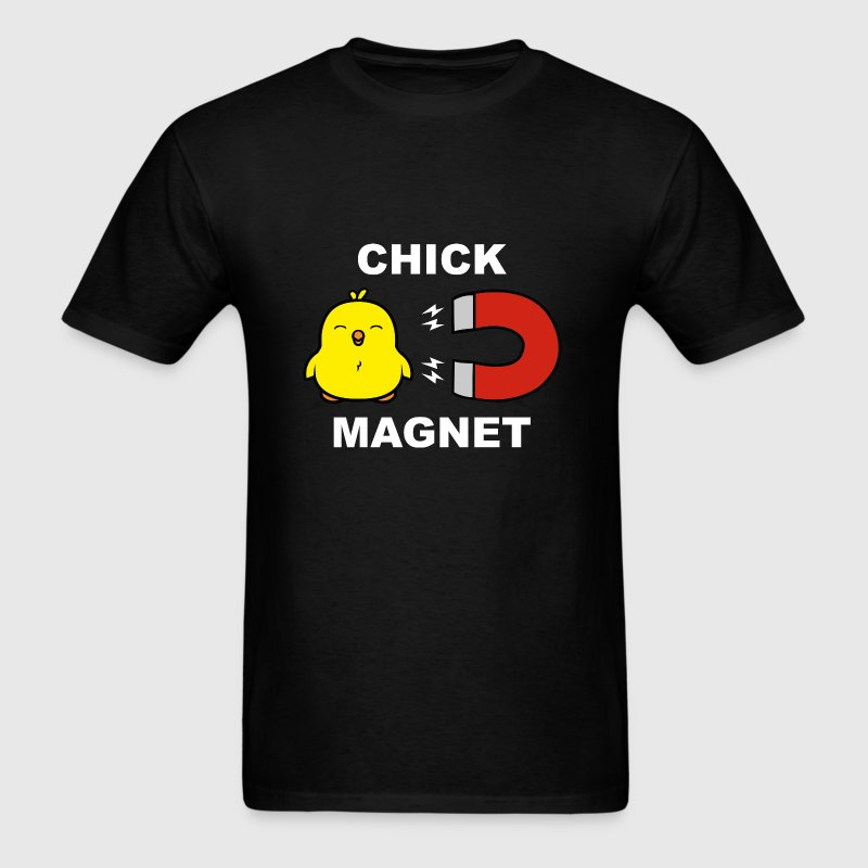 Chick Magnet - Men's T-Shirt