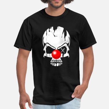 Red Dead Dead Clown - Men's T-Shirt