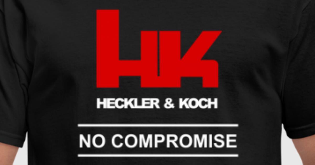 Hk Logo Heckler Amp Koch Firearms No Compromise By Kuse3