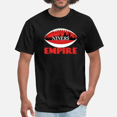 The Empire Strikes Back NINERS EMPIRE - Men's T-Shirt