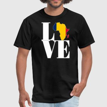 Love Chad I LOVE CHAD - Men's T-Shirt